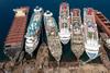 «Νεκροταφείο» κρουαζιερόπλοιων στην Τουρκία (video)