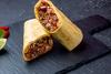 Ετοιμάστε μπουρίτο με κιμά και πολύχρωμα λαχανικά