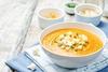 Συνταγή για σούπα βελουτέ με γλυκοπατάτα και τζίντζερ