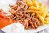 Συνταγή για σπιτικό γύρο χοιρινό στο τηγάνι