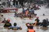 Φιλιππίνες: Τουλάχιστον 26 νεκροί από τον τυφώνα Βάμκο