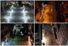 Η νυχτερινή Πάτρα στην εποχή του Covid-19 - Λήψεις μιας πόλης που... δεν της ταιριάζει η μοναξιά (video)
