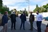 Ο Νεκτάριος Φαρμάκης επισκέφθηκε τα έργα συντήρησης της παλαιάς εθνικής οδού Πατρών - Κορίνθου (φωτο)