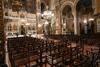 Πάτρα - Κορωνοϊός: 9 άτομα στον Ι.Ν. Άγιου Ανδρέα και 25 στη Μητρόπολη