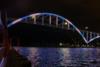 Στα «γαλανόλευκα» γέφυρα στο Μιλγουόκι προς τιμήν του «Greek Freak»