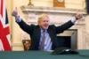 Συμφωνία για Brexit: Το πανηγυρικό tweet του Μπόρις Τζόνσον