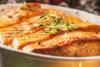 Σολομός στο φούρνο με μυρωδικά