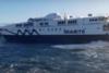 Σύρος: Αντίο στο 2020 με… πιρουέτα και κόρνα από τον καπετάνιο (video)