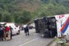 Ισημερινός: Τροχαίο δυστύχημα με 12 νεκρούς