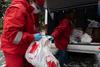 Ο Ελληνικός Ερυθρός Σταυρός διοργανώνει streetwork στον Πειραιά