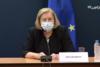 Μαρία Θεοδωρίδου: 'Από τη 12η ημέρα μετά τον εμβολιασμό μειώνεται ο κίνδυνος λοίμωξης'