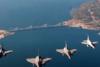 Τα Rafale πετούν πάνω από τη Γέφυρα Ρίου - Αντιρρίου και το Ιόνιο! (φωτο)