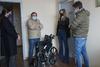 Πάτρα: Η Αντιδημαρχία Υγείας παρέλαβε προσφορά από τον ΣΚΕΑΝΑ ένα αυτοκινούμενο αμαξίδιο (φωτο)