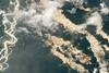 Eντυπωσιακή φωτογραφία απαθανατίζει τα «ποτάμια χρυσού» του Αμαζονίου