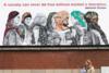 Aφίσα Κούρδου καλλιτέχνη, στο Όσλο, κάνει έξαλλη την Τουρκία