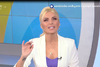 Έξαλλη η Κατερίνα Καινούργιου με τον Αλέξη Παππά (video)