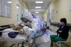Ρωσία: 439 νεκροί και πάνω από 11.500 νέα κρούσματα κορωνοϊού