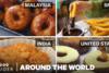 Λαχταριστά ντόνατς από διάφορα μέρη του κόσμου (video)