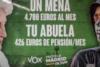 Σάλος στην Ισπανία από αφίσα του ακροδεξιού Vox για τους ανήλικους μετανάστες