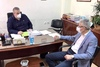 Επίσκεψη του Άγγελου Τσιγκρή στο Καραμανδάνειο Παιδιατρικό Νοσοκομείο (φωτο)