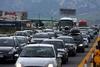 Έξοδος Πάσχα: Πόσα οχήματα έχουν περάσει από τα διόδια στο ρεύμα προς Πάτρα