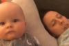 Μωρό βλέπει τη μαμά του να ροχαλίζει (video)