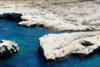 Το σεληνιακό τοπίο του Σαρακήνικου στην Μήλο (video)