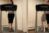 Τεράστιος σκύλος ανεβαίνει σε διάδρομο γυμναστικής (video)