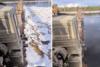 Φορτηγό διασχίζει στενή γέφυρα του… τρόμου (video)