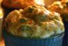 Σουφλέ αβγού με λαχανικά