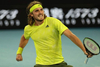 Open Λιόν: Ασταμάτητος ο Τσιτσιπάς νίκησε 2-1 τον Μουζέτι