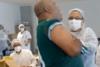 Βραζιλία: Πήγε για το εμβόλιο και έπεσε ξερός από το φόβο του (video)