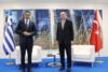 Συνάντηση Μητσοτάκη-Ερντογάν: Συμφώνησαν «να αφήσουμε πίσω την ένταση του 2020»