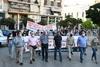Πάτρα: Nέα συγκέντρωση και πορεία για το εργασιακό νομοσχέδιο (φωτο)