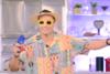 O Κώστας Φραγκολιάς επέστρεψε στο Happy Day μετά την περιπέτειά του με τον κορωνοϊό (video)