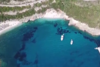 Η εντυπωσιακή παραλία Ντράφι από ψηλά (video)