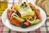 Χωριάτικη σαλάτα με ψωμί - Πόσες θερμίδες έχει