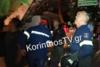Φωτιά σε πολυκατοικία στο Λουτράκι - Παρ' ολίγο τραγωδία (video)