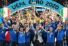 Euro: Η Ιταλία σήκωσε το πρωτάθλημα Ευρώπης μέσα στο Λονδίνο (φωτο)