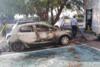 Σοκάρουν εικόνες από το ντου αρνητών στο κυπριακό κανάλι «Σίγμα» (pics+video)