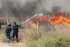 Σωματείο Εθελοντών Πυροσβεστών Ν. Αχαΐας: Συνδρομή στην κατάσβεση της πυρκαγιάς σε Ελεκίστρα - Σούλι