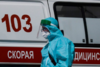 Ρωσία: Ρεκόρ θανάτων για τρίτη συνεχόμενη μέρα