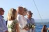 Μορφούλα Ντώνα: Παντρεύτηκε και βάφτισε τον γιο της στις Σπέτσες