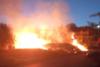 Πάτρα: Ξέσπασε φωτιά στην περιοχή των Αμπελοκήπων - Απειλήθηκαν κατοικίες