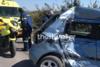Θεσσαλονίκη: Όχημα συγκρούστηκε με αστικό λεωφορείο