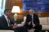 Με Χρήστο Στυλιανίδη και Ευάγγελο Τουρνά το νέο υπουργείο Κλιματικής Κρίσης και Πολιτικής Προστασίας