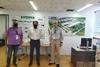 Επίσκεψη του Αντιπεριφερειάρχη Επιχειρηματικότητας, Έρευνας και Καινοτομίας, Φωκίωνα Ζαΐμη, σε επιχειρήσεις της ΒΙΠΕ Πατρών