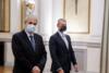 Στυλιανίδης - Τουρνάς: Ορκίστηκε η ηγεσία του νέου υπουργείου Κλιματικής Κρίσης και Πολιτικής Προστασίας