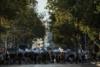 Θεσσαλονίκη: Επεισόδια στην πορεία των αντιεμβολιαστών - Έπεσαν μολότοφ και χημικά