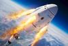 Τρεις πολίτες θα πάνε στο διάστημα αυτή την εβδομάδα με κάψουλα της SpaceX